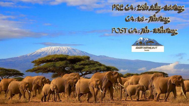 AM2017 Tanzania